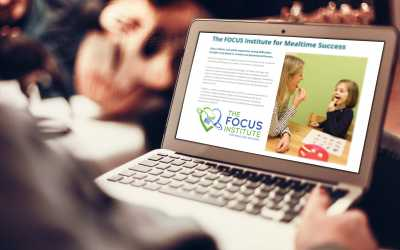 FOCUS Institute Logo Design